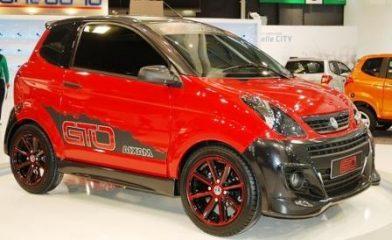 Aixam GTO - детали автомобиля нового поколения