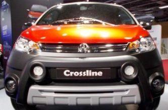 Aixam Crossline современный стиль мини-автомобиля