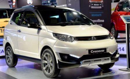 Aixam Crossover - совершенная модель Европейского производителя