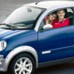 Автомобиль для молодежи