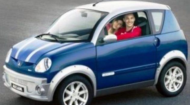 Автомобиль для молодежи Европы Aixam (Аиксам)