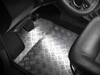 Алюминиевые коврики салона Aiхam GTO