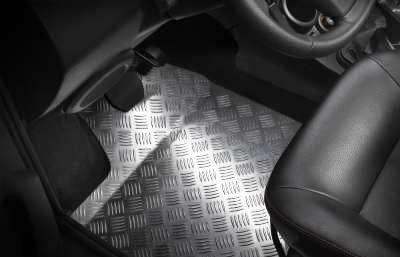 Алюминиевый ковер Aixam Coupe