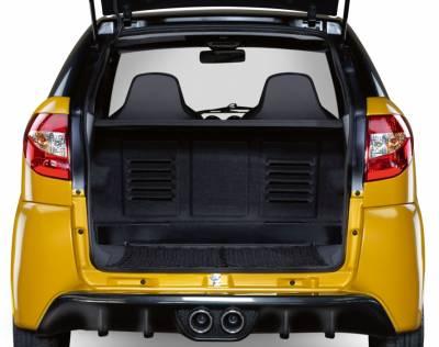 Багажное отделение Aixam Coupe