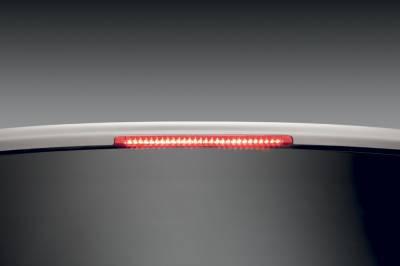 Дополнительный стоп-сигнал на крышке багажника Aixam City S