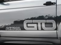 Наклейки на двери Aiхam GTO