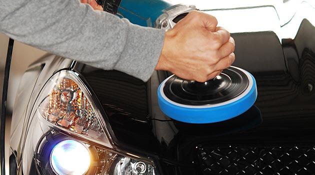 Как отполировать автомобиль своими руками в гаражных условиях