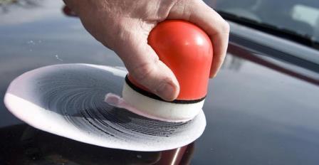 Средства для полировки автомобиля своими руками